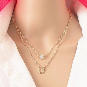 4 for $25 Horseshoe Necklace